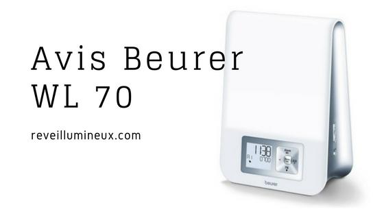 Avis Beurer WL 70