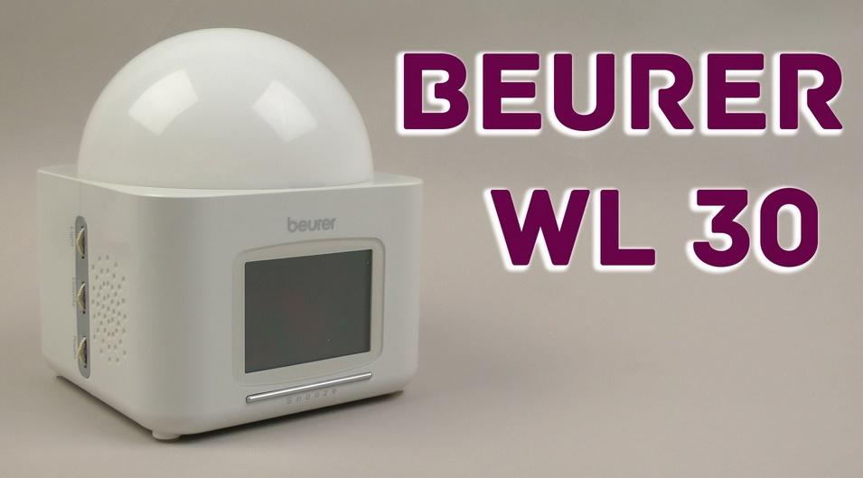 beurer wl 30